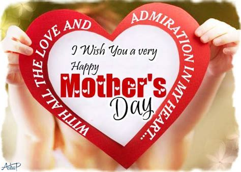 Wishes From A Daughter?s Heart! Free Happy Mother's Day