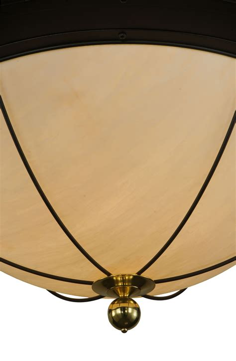 Nautical Ceiling Light Fixture Meyda 140743 Nautical Flush Mount Ceiling Fixture