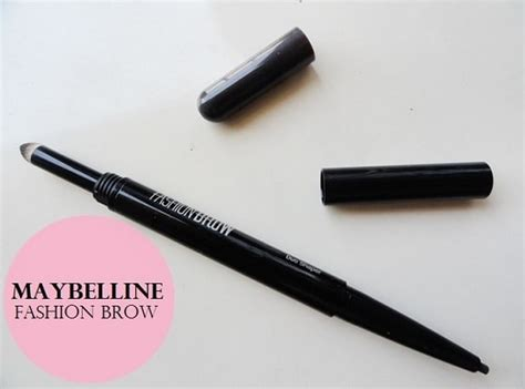Maybelline Fashion Brow Pencil top 10 best makeup products and launches in india 2015