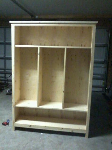 ana white storage locker diy projects