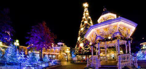 disneys enchanted christmas disneyland paris