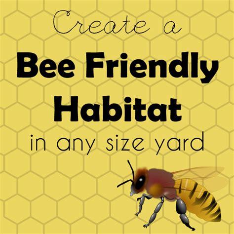 pugs habitat create a bee friendly habitat in any yard this pug