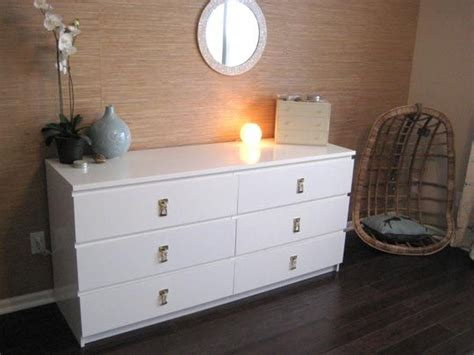 malm hacks 1000 images about dressers and nightstands on pinterest