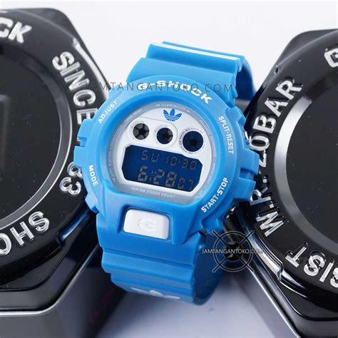 Jam Tangan G Shock Ori White jam tangan g shock ori bm dw 6900fs adidas classic blue