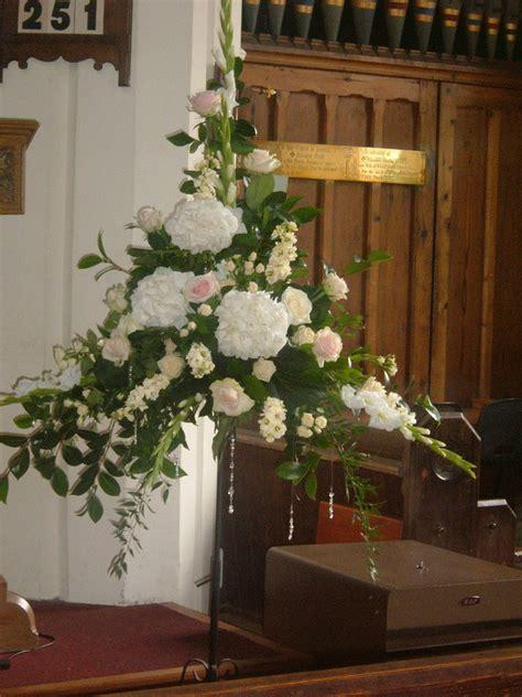 church wedding flower arrangement pictures wedding church flower arrangement elaine blainey flickr