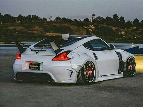 61 Best Nissan 350z 370z By Rocket Bunny Images On