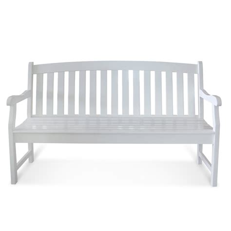 white bench white benches 139 inspiration furniture with white outdoor