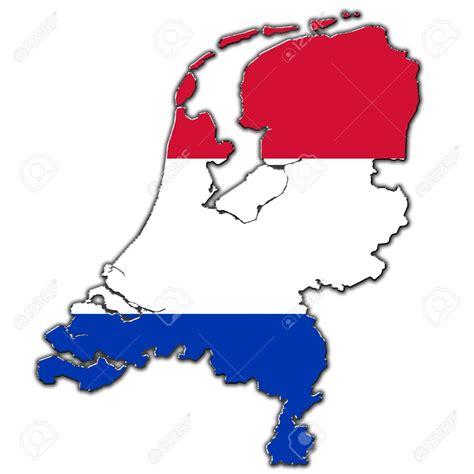 netherlands map and flag flag clip 48