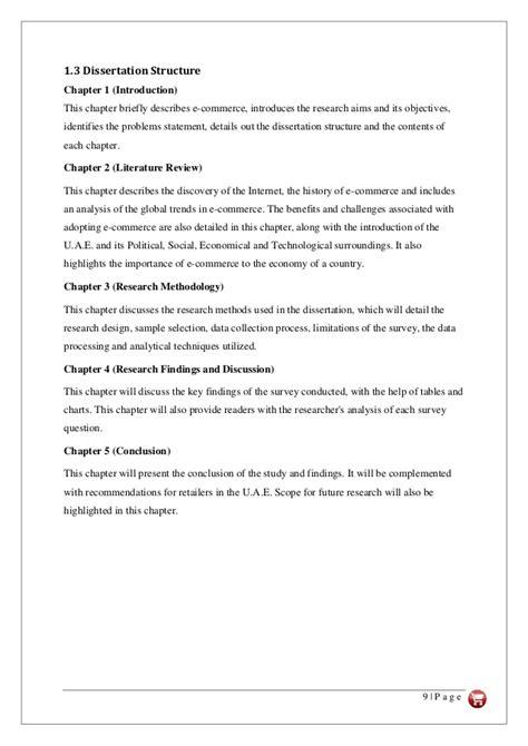 E Commerce Dissertation dissertation e commerce training4thefuture x fc2