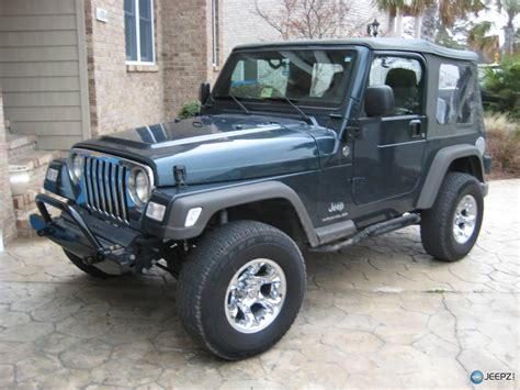 Build Jeep Wrangler Terrymason S 2005 Jeep Tj Build