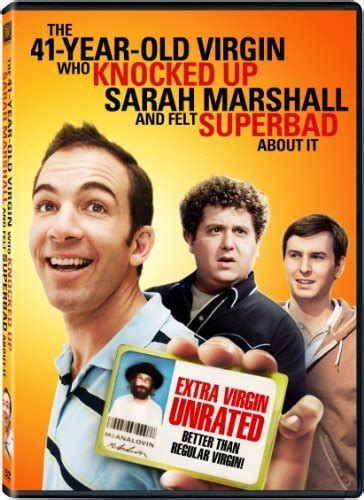 film knocked up review the 41 year old virgin who knocked up sarah marshall and