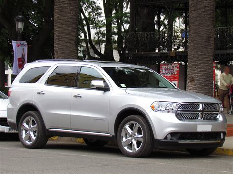 2012 Dodge Durango by 2012 Dodge Durango Information And Photos Zombiedrive