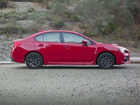 subaru sti 2016 red 2016 subaru wrx price photos reviews features