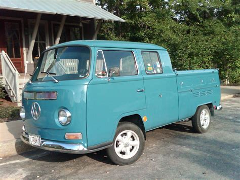volkswagen pickup volkswagen type 2 pickups and panel vans nick palermo
