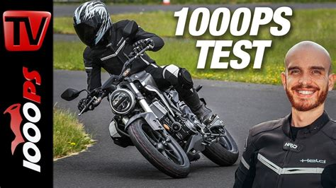 Motorrad Test A2 by Honda Cb 300 R Test Agiles A2 Bike