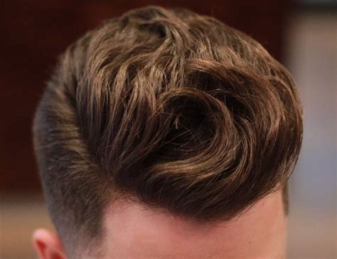 texturizing crown of hair haircuts for men with thick hair