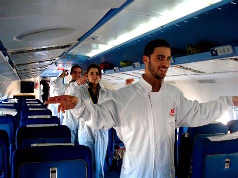 curso de tripulante de cabina de pasajeros tcp en valencia cim formacion