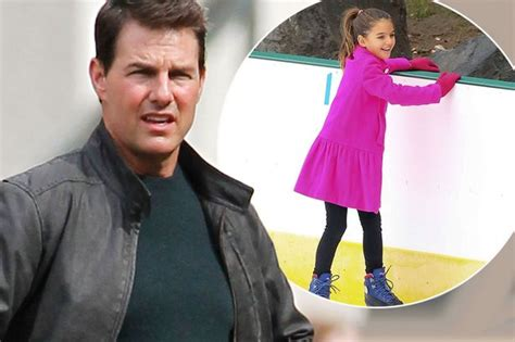 tom cruise and suri 2016 tom cruise quiere hacerle un exorcismo a su hija suri