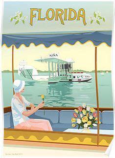 boat canvas orlando fl stretched canvas naples florida travel poster wedding