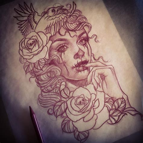 60 famous catrina tattoos designs and sketches golfian com