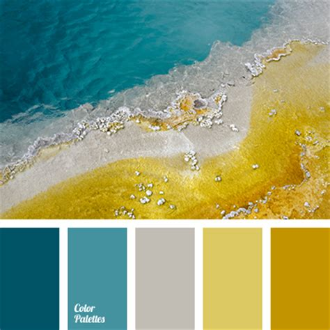 colors that go with yellow peaceful warm colours of beige yellow palette from