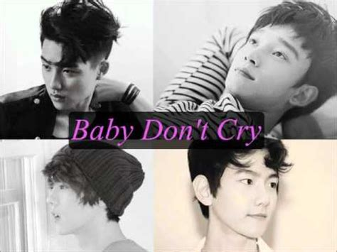 download mp3 exo baby korean version exo baby don t cry korean chinese audio youtube