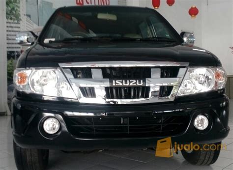 2002 Isuzu Panther Ls Sporty new panther ls turbo black malang jualo