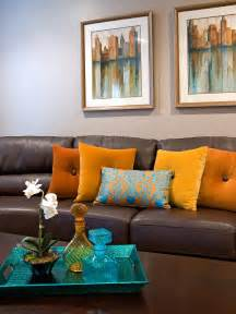 Living Room Made Of Pillows Tips For Cleaning Leather Diy