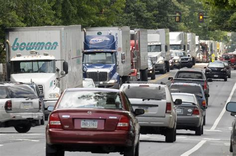 Dc Traffic Court Search Search For Tractor Trailer Driver After Hit And Run On I 81 Monday