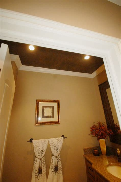 Paint For Bathroom Ceilings Decorative Paint Ceilings Fabulously Finished