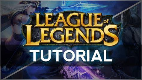 Youtube Tutorial League Of Legends | maxresdefault jpg
