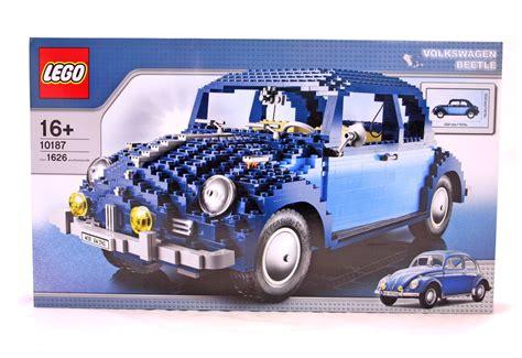 volkswagen lego volkswagen beetle lego set 10187 1 nisb building