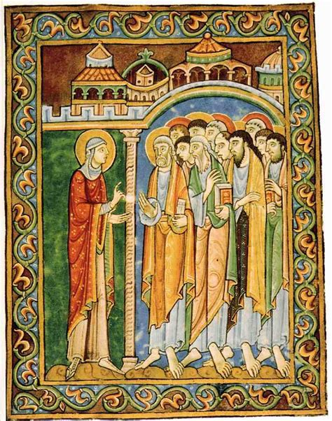 the unknown of jesus from an ancient manuscript recently discovered in a buddhist monastery in thibet translated from the and and illustrations classic reprint books illuminated manuscripts and the gutenburg bible