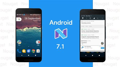 half android confirmado android 7 1 2 nougat se present 225 oficialmente
