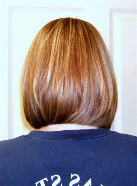 medium layered haircuts back view shoulder length bob back view medium bob hairstyles