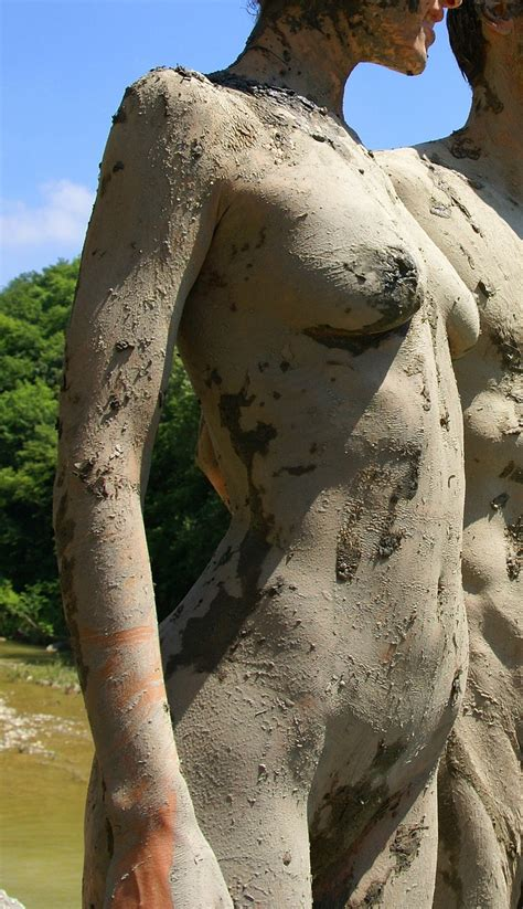 Clay Mud scrubs with clay suzannerbanks