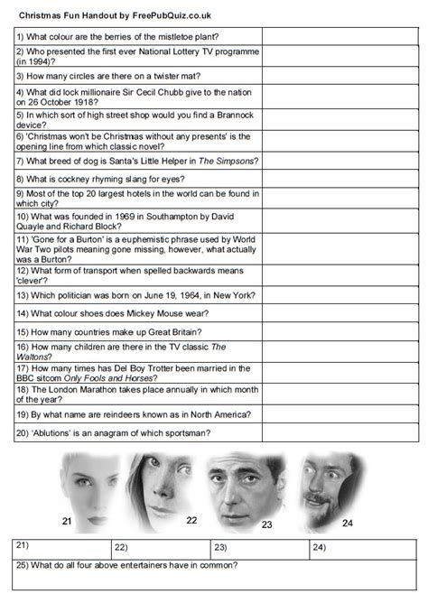 hydration quiz questions free quiz handout print and enjoy a4 sheet with