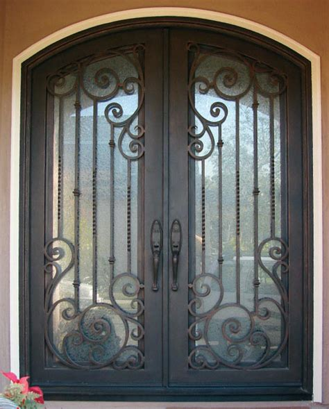 Iron Front Door Prices Sale For Rot 0220 Wrought Iron Door Prices Only 5299 With Wrought Iron Material And 8 Glass