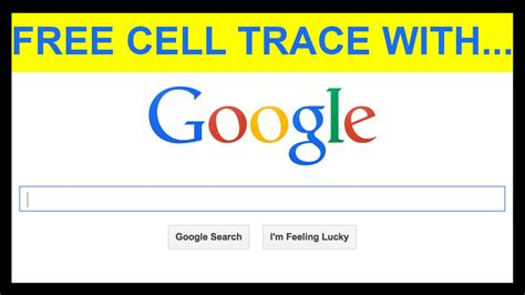 How To Search A Phone Number Free Cell Number Tracing Technique Me Trace Cell Numbers