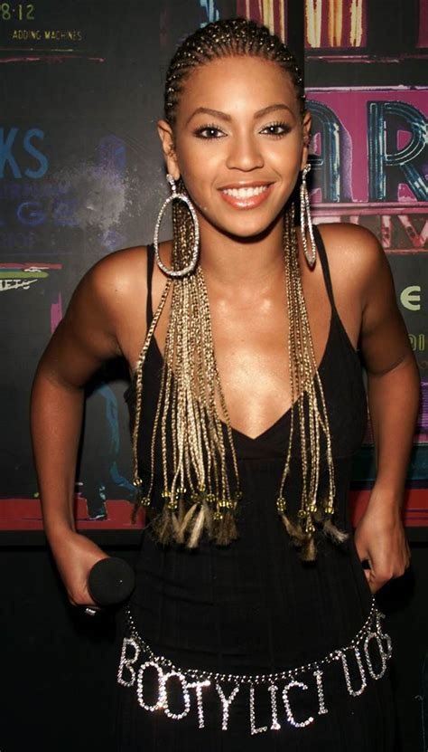 beyonces hair evolution see the singers stunning styles