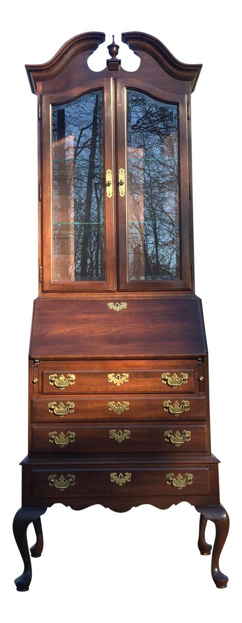 queen anne desk with hutch ethan allen nightstands for sale nightstands 80 off