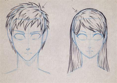 desenho cabelo dica de desenho cabelo mang 225 instinto mangaka