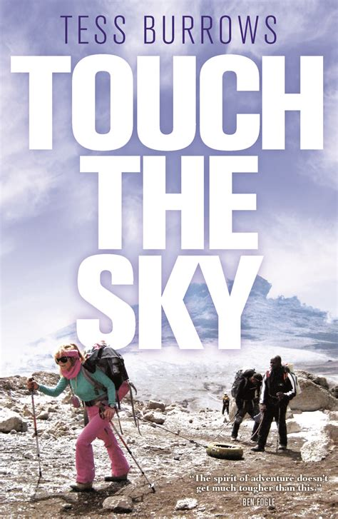 the exphoria code books touch the sky by tess burrows eye books