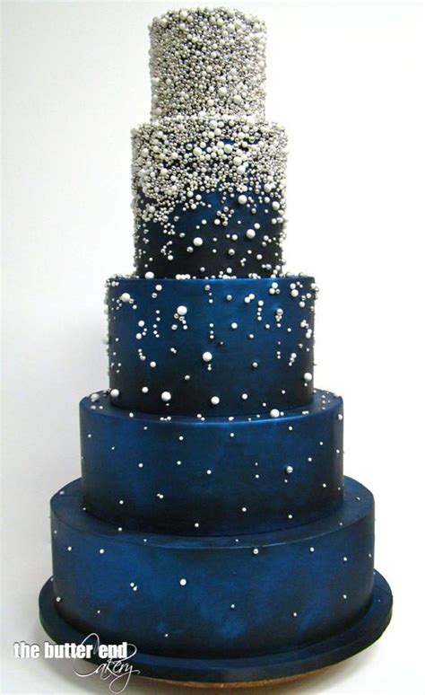 Sendok Kue Vintage Hati ide kue pengantin dengan dekorasi mutiara thewedding id