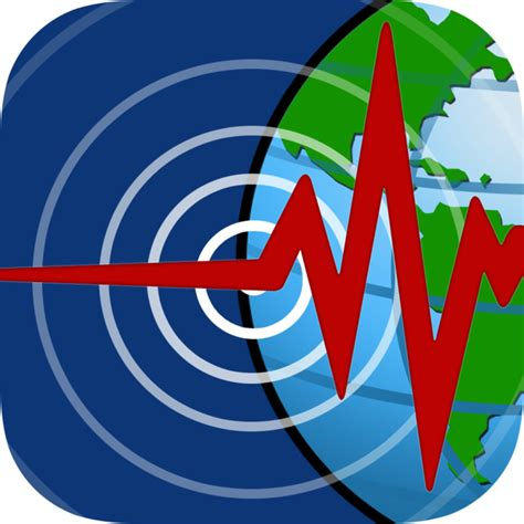 earthquake logo oz quake earthquake monitoring app mobile app the best
