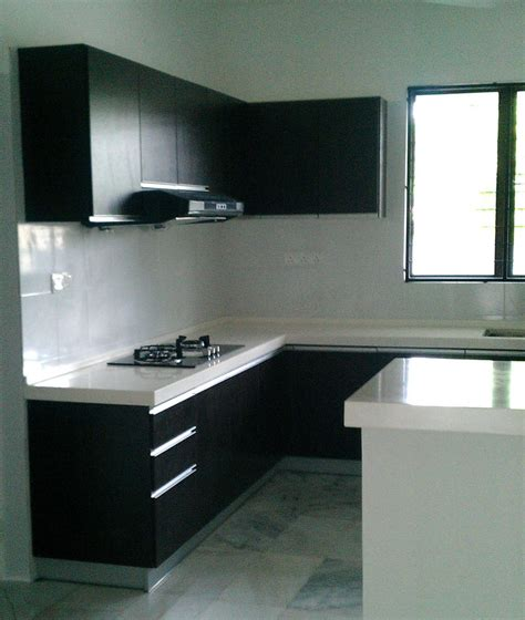 elegant black l shaped black kitchen cabinets with rustic kitchen interesting black and white l shape kitchen