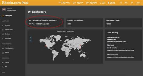 bitcoin referral bitcoin com矿池占全网1 算力 支持bitcoin unlimited 挖币网