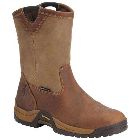 browning boots for s browning 174 br9105 waterproof ranch wellington boots