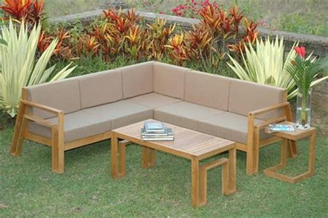 diy wooden patio furniture plans diy craft projects
