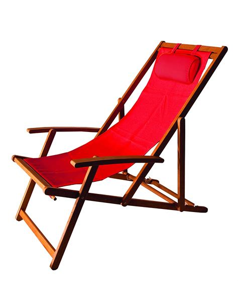 Patio Sling Chair Material by Arboria Foldable Outdoor Wood Sling Chair Patio Furniture